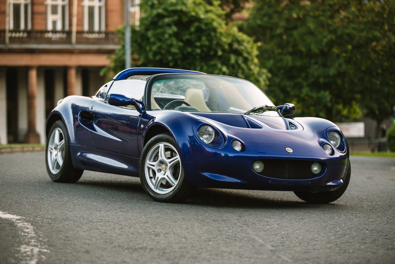 Lotus Elise S1 Honda Conversion Build - Page 1 - Readers\' Cars ...
